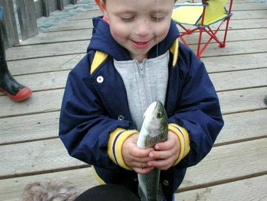 মাছ কেন বাচ্চাদের জন্য উপযুক্ত খাদ্য