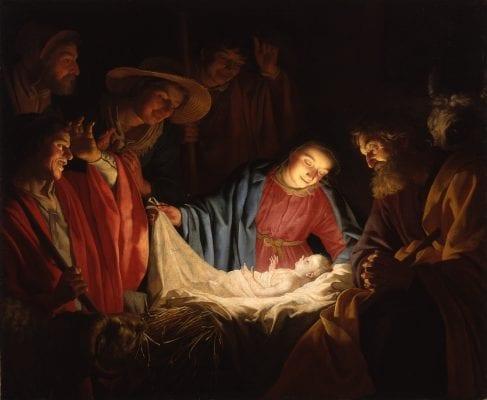 যীশুখ্রিষ্টের জন্মঃ
