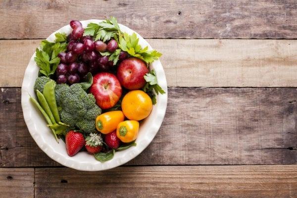 Nutritious food list