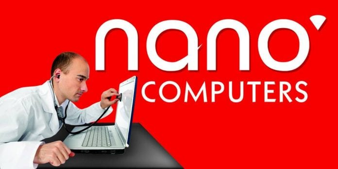 Features of various types of nano computers