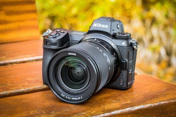২০১৯ সেরা গ্যাজেট ক্যামেরা নিকন Z6 ( Nikon Z6)