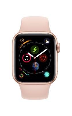 অ্যাপেল ঘড়ি সিরিজ ৪ (apple watch series 4 )