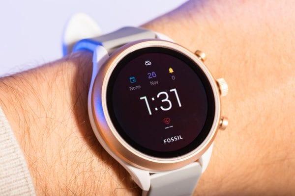 সেরা ওয়েয়ার ওএস স্মার্ট ঘড়ি ফসিল স্পোর্ট (OS smartwatch Fossil Sport)