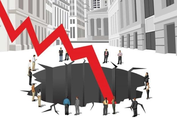 অর্থনৈতিক মন্দা