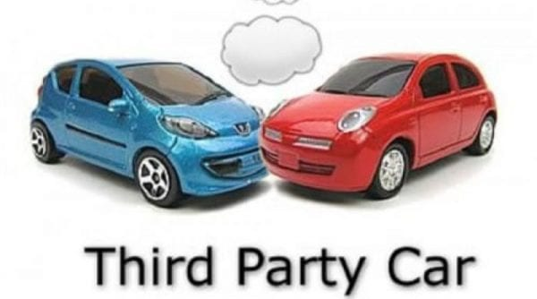 third party car
