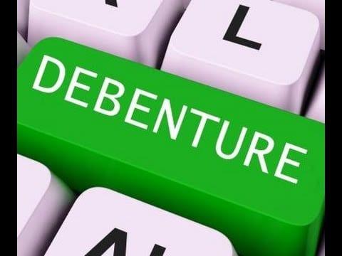 debenture holder