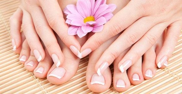 pedicure and menicure