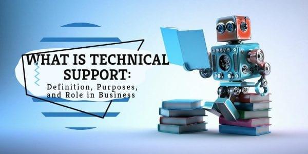 টেকনিক্যাল সাপোর্ট ব্যবসা (Technical Support Business)
