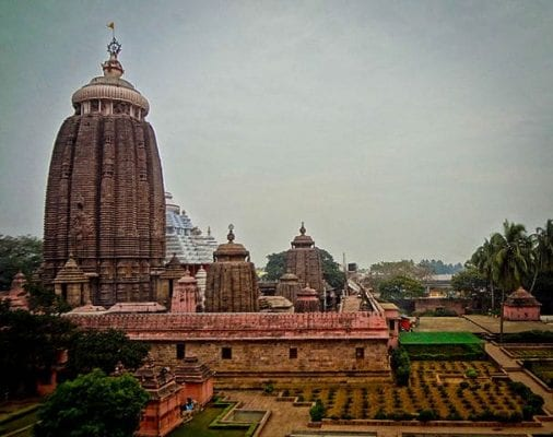 জগন্নাথ মন্দিরঃ