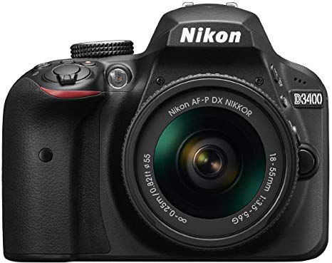 নিকন ডি3400 (Nikon D3400)
