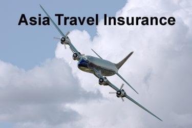 এশিয়া ভ্রমণ বীমা (Asia Travel Insurance)