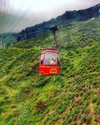 দার্জিলিং রোপওয়ে (Darjeeling Ropeways)