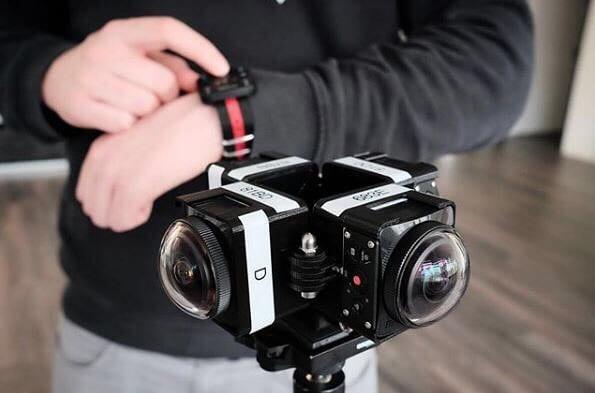 কোডাক পিক্সপ্রো এসপি৩৬০ ৪কে - Kodak PixPro SP360 4K