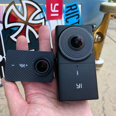 ওয়াইআই ৩৬০ ভিআর - Yi 360 VR