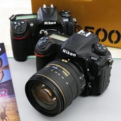 নিকন ডি৫০০ (Nikon D500)