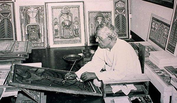 যামিনী রায়ের কর্মজীবন (Jamini Roy's Career)