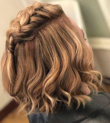 small hair