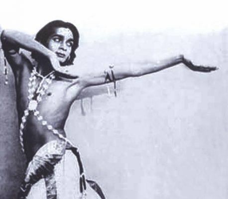 উদয় শঙ্করের প্রাথমিক জীবন (Early life of Uday Shankar)