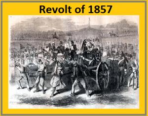revolt 1857