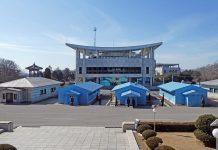 Sky Dmz Travel Horizontal Border North Korea
