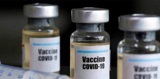 চিনা COVID-19 ভ্যাকসিন