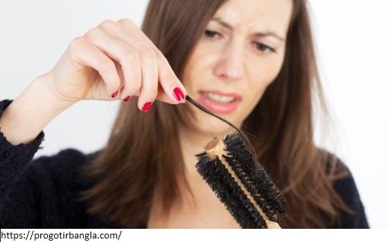 চুল পড়া (Hair loss)