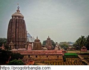 জগন্নাথ-মন্দিরঃ
