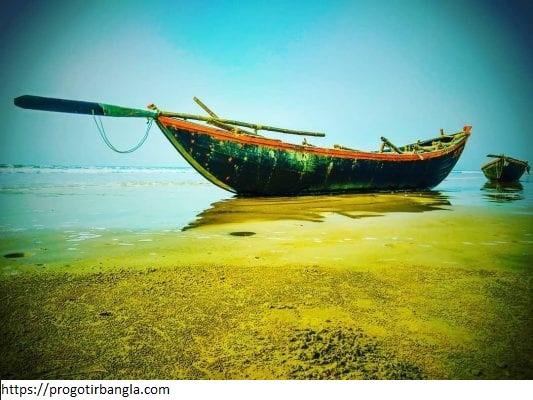 তাজপুর সমুদ্র সৈকত (Tajpur beach)