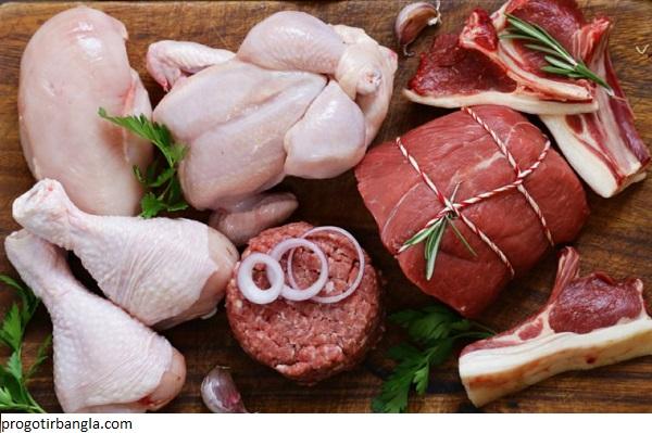 মাংস (Meat)