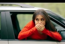 car vomoting