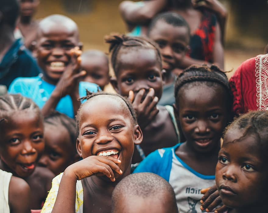 people-human-person-tribe-africa-sierra-leone-crowd-child-girl-boy