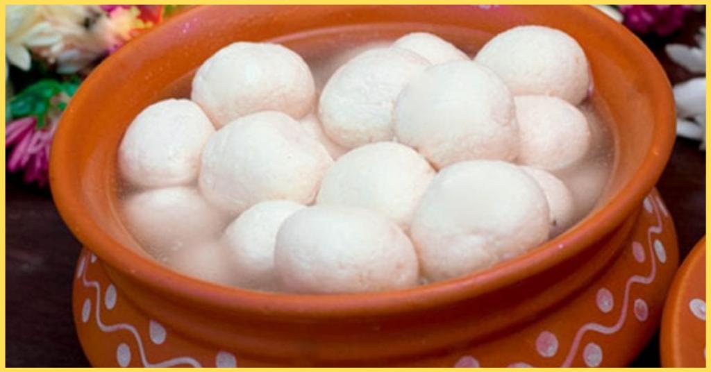 রসগোল্লা বানানোর জন্য প্রয়োজনীয় উপকরণঃ